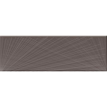 Плитка-декор настенный Paradyz Yoshioka 60x20, Grigio, стеклянный