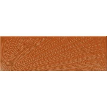 Плитка-декор настенный Paradyz Yoshioka 60x20, Arancione, стеклянный