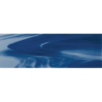 Плитка-декор настенный Paradyz 75x25, Cobalto, Murano, A, стеклянный