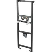 Инсталляция (рама) для подвесного умывальника AlcaPlast A104A/1200 к несущей стене или в гипсокартонную конструкцию, для установки настенного смесителя