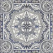 Декор E 19.8 x 19.8, бьянка, структурная