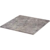 Плитка для ступеней Paradiz VIANO 30.0х30.0, серый, угловая