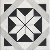 Настенная плитка Paradyz Modern 19.8х19.8, gres struktura motyw F