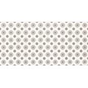 Плитка-декор настенный Paradyz Piumetta 59.5x29.5, Bianco, B