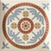 Плитка-декор настенный Paradyz Forcados 9.8х9.8, beige dekor B