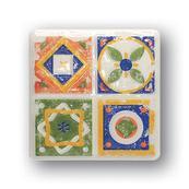 Плитка-декор настенный Tubadzin Majolika Quartet 1 11.5x11.5