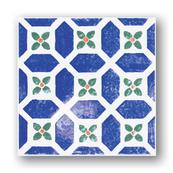 Плитка-декор настенный Tubadzin Majolika Avignon 15 20x20