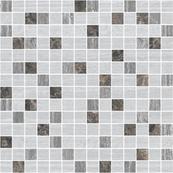Плитка-мозаика настенная Керамин Манхэттен 30х30, 1 серый