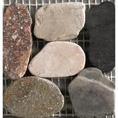 Плитка-декор настенный Roca Aran 8х8, Taco Segre BL