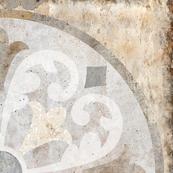 Напольная плитка-декор Belani Палаццо / Palazzo GP oliv 2 41,8х41,8 бежевый