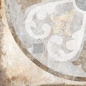 Напольная плитка-декор Belani Палаццо / Palazzo GP oliv 4 41,8х41,8 бежевый