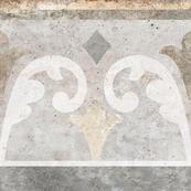 Напольная плитка-декор Belani Палаццо / Palazzo GP oliv 5 41,8х41,8 бежевый