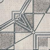 Вставка Paradyz Lensitile 7.2x7.2, Bianco