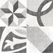 Напольная плитка Cersanit Apeks 42х42, серый