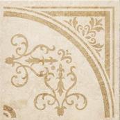 Плитка-декор напольный Italon Natural Life Stone 30x30, Ivory Ninfea
