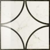 Плитка-декор напольный Italon Charme 60x60, Pearl Loop