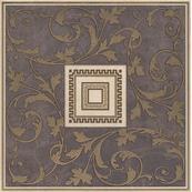 Плитка-декор напольный Kerama Marazzi Орсэ 40.2х40.2, ковер центр
