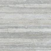 Напольная плитка Vitra Travertini 60х60, серый шлифованный ректифицированный