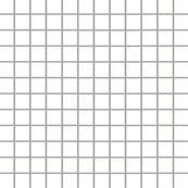 Плитка-мозаика универсальная Paradyz Albir 29.8x29.8, Bianco