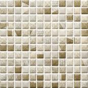 Плитка-мозаика настенная Paradyz Attiya 29.8x29.8, Beige, пресованная