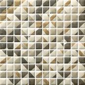 Плитка-мозаика настенная Paradyz Enya 29.8x29.8, Grafit, Mix, пресованная