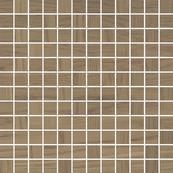 Плитка-мозаика настенная Paradyz Amiche 29.8x29.8, Brown, резанная