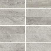 Плитка-мозаика универсальная Paradyz Teakstone 29.8x29.8, Grys, резанная