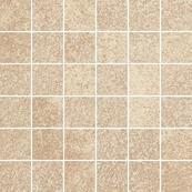Плитка-мозаика универсальная Paradyz Flash 29.8x29.8, Beige, резанная
