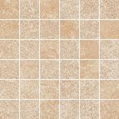 Плитка-мозаика универсальная Paradyz Flash 29.8x29.8, Beige, резанная, полуполированная