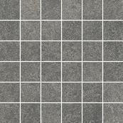 Плитка-мозаика универсальная Paradyz Flash 29.8x29.8, Grafit, резанная