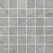 Плитка-мозаика универсальная Paradyz Flash 29.8x29.8, Grys, резанная