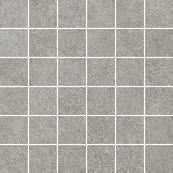 Плитка-мозаика универсальная Paradyz Flash 29.8x29.8, Grys, резанная, полуполированная
