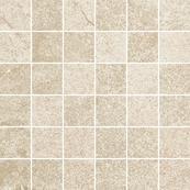 Плитка-мозаика универсальная Paradyz Flash 29.8x29.8, Bianco, резанная