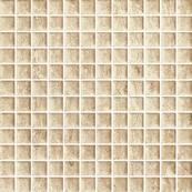 Плитка-мозаика настенная Paradyz Cassinia 29.8x29.8, Brown, пресованная