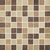 Плитка-мозаика универсальная Paradyz Mistral 29.8x29.8, Beige, резанная, полированная