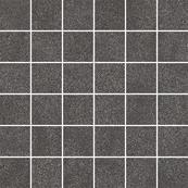 Плитка-мозаика универсальная Paradyz Duroteq 29.8x29.8, Nero, резанная