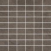 Плитка-мозаика универсальная Paradyz Taranto 29.8x29.8, Brown, резанная