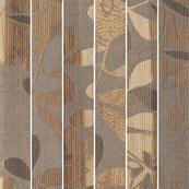 Плитка-мозаика универсальная Paradyz Baima 29.8x29.8, Brown, резанная