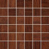 Плитка-мозаика напольная Paradyz Revore 29.8х29.8, MOZAIKA CIETA B rosso