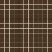 Плитка-мозаика настенная Tubadzin Colour 30x30, Brown