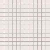 Плитка-мозаика настенная Tubadzin Zien Tokyo A 29.8x29.8, White