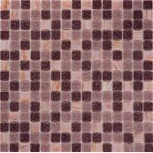 Мозаика PrimaColore GA216SLA, 32.7х32.7,розово-фиолетовая