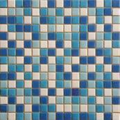Мозаика PrimaColore GE043SMA,32.7х32.7, синяя