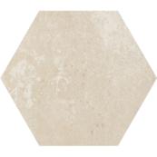 Напольная плитка Paradyz Cotto 26x26, Crema, Hexagon
