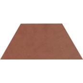 Плитка-декор напольный Paradyz Cotto 29.6x12.6, Naturale, Trapez