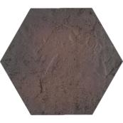 Напольная плитка Paradyz Semir 26x26, Rosa, Heksagon