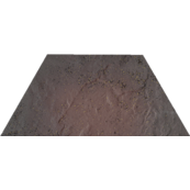 Плитка-декор напольный Paradyz Semir 29.6x12.6, Rosa, Trapez