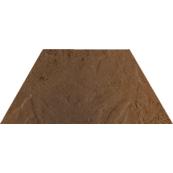 Плитка-декор напольный Paradyz Semir 29.6x12.6, Beige, Trapez