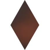 Плитка-декор напольный Paradyz Cloud 14.6x25.2, Brown, Romb