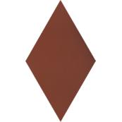 Плитка-декор напольный Paradyz Cloud 14.6x25.2, Rosa, Romb